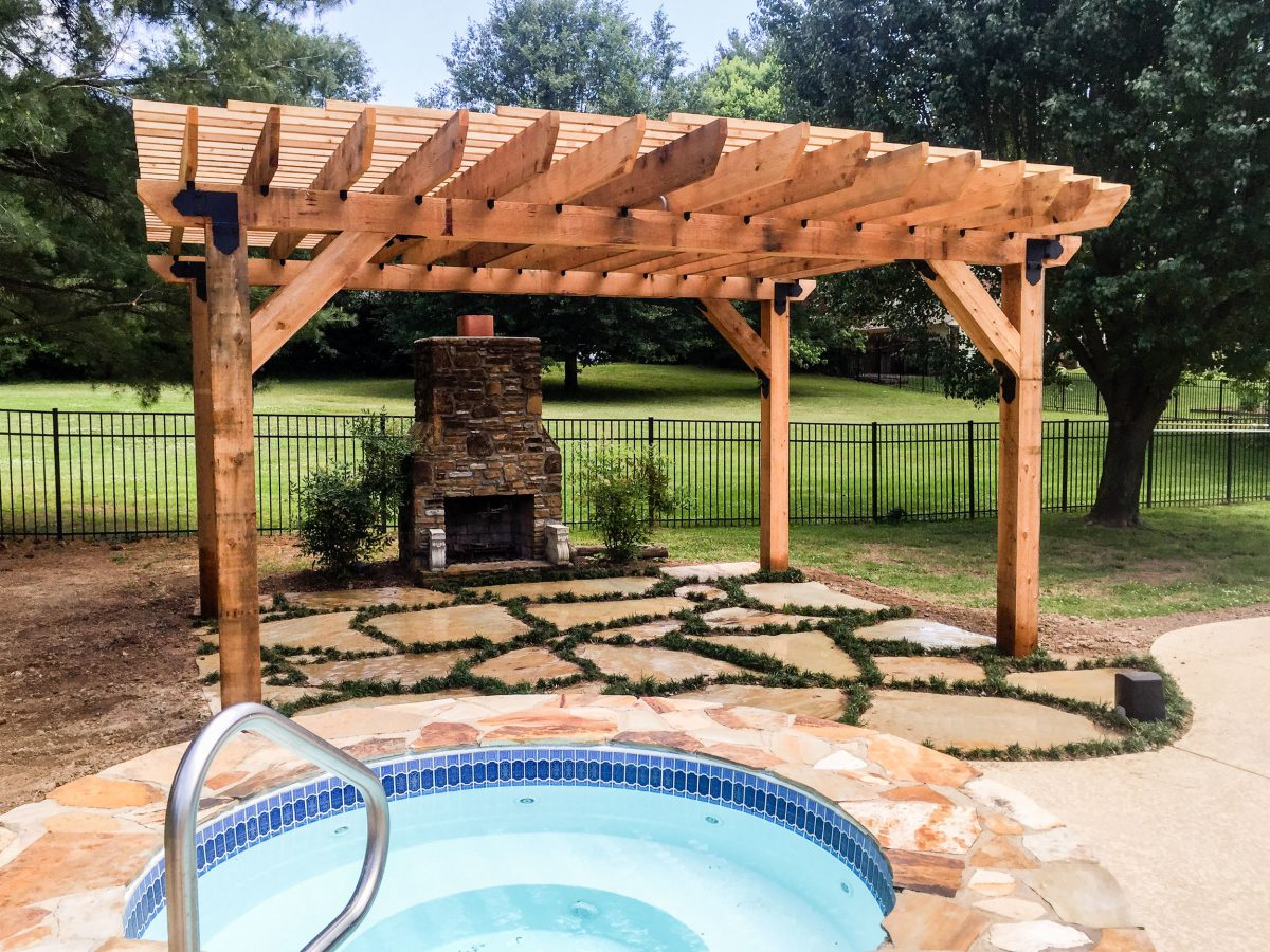 Pergola Retreat